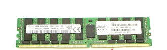 China LRDIMM-ECC Servervoeding ucs-ml-1x644rv-Cisco Compatibele 64GB DDR4-2400Mhz 4Rx4 1.2v leverancier